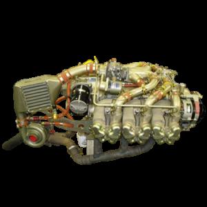 TCM Continental engine